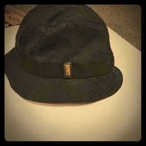Not For Sale Authentic Gucci bucket hat